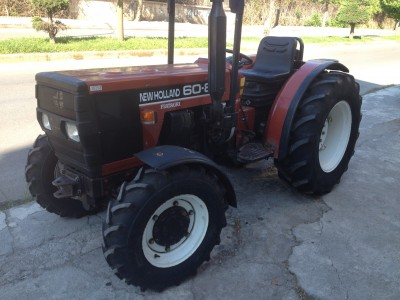 FIAT-NEW HOLLAND 60-86 DT