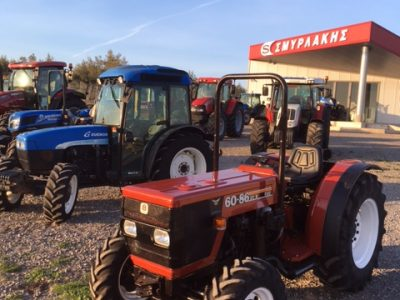 FIAT-NEW HOLLAND 60-86DT