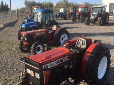 FIAT- NEW HOLLAND 55-66 DT
