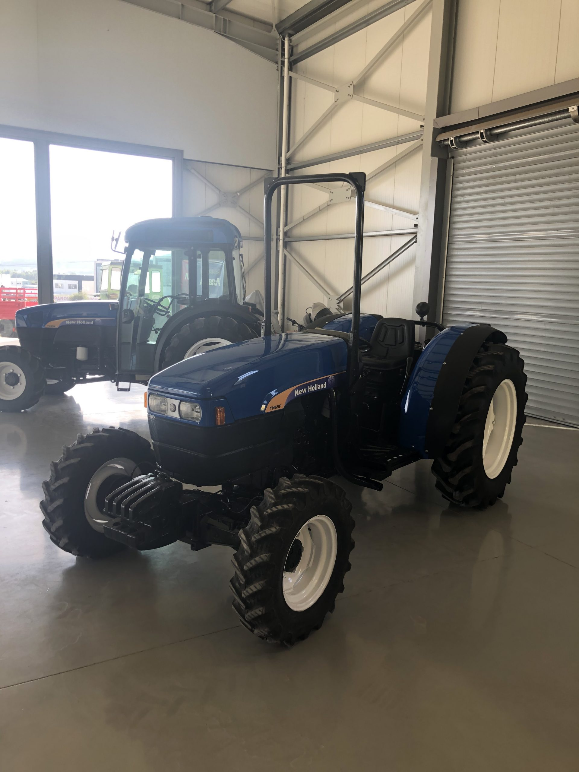 NEW HOLLAND TN F 65